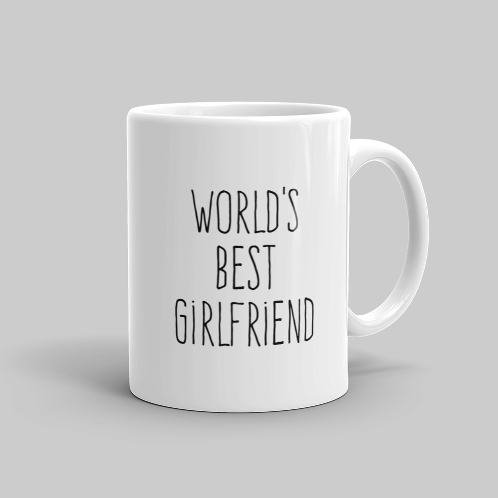 World S Best Girlfriend Mug Mutative Mugs