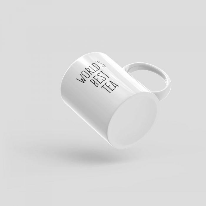 Mutative Mugs - World's Best Tea Mug - Bottom View