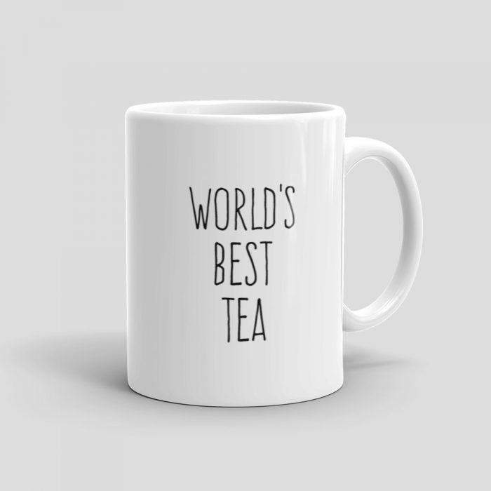 Mutative Mugs - World's Best Tea Mug - Right View