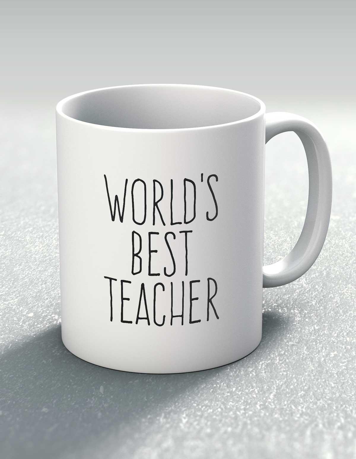 World 39 S Best Teacher Mug Mutative Mugs